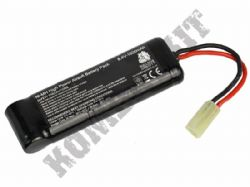 Bulldog Airsoft 8.4V Nimh 1600mAH 3x2+1 Block Battery Pack Small Tamiya